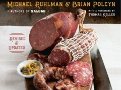 Charcuterie The Craft of Salting, Smoking, and Curing – Ruhlman & Polcyn
