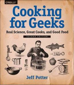 Boek Cover Cooking for Geeks - Potter