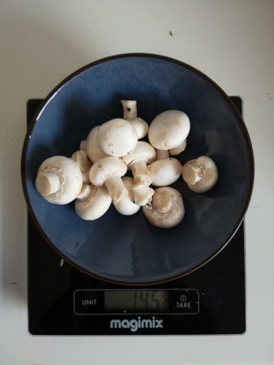 Wateetons Wetenschap short report: champignons wassen
