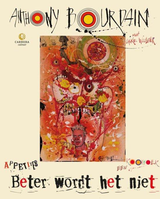 Book Cover: Beter wordt het niet - Bourdin