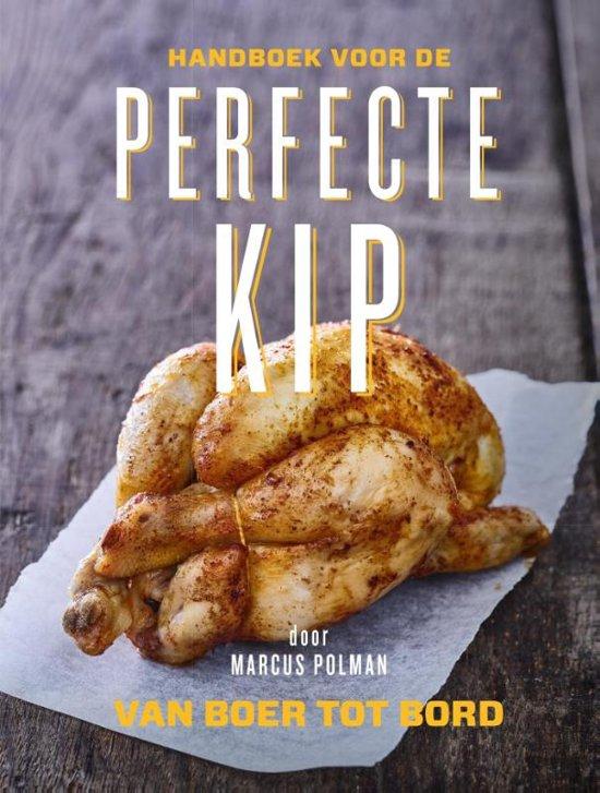 Boek Cover Handboek voor de perfecte kip - Polman
