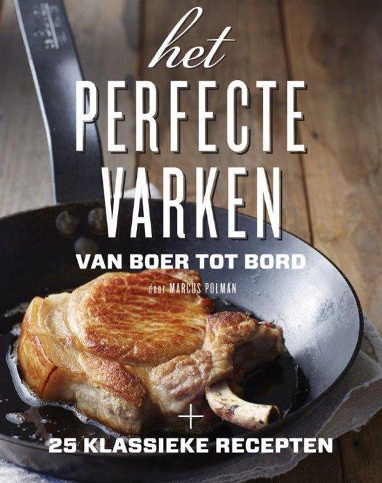 Boek Cover Handboek voor het perfecte varken - Polman