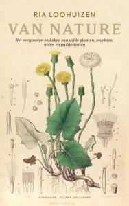 Boek Cover Van Nature - Loohuizen