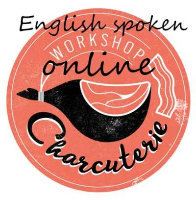 ENGLISH SPOKEN online masterclass 'make your own whole muscle charcuterie'