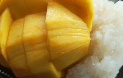 Watthaitons: mango sticky rice