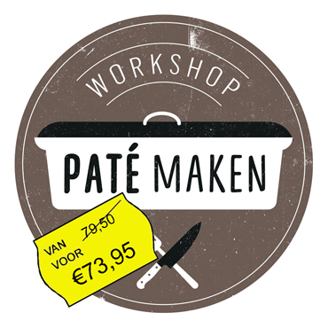 Workshop paté maken – november 2019