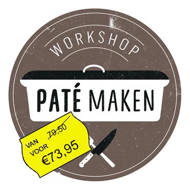 Workshop paté maken – november 2019