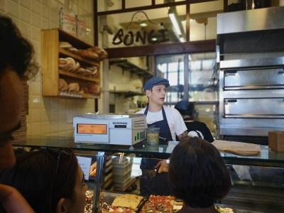 Meneer eet uit in Rome: Pizzarium Bonci