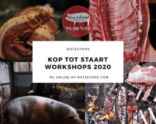 Kop tot staart workshops varken 2020 nu online