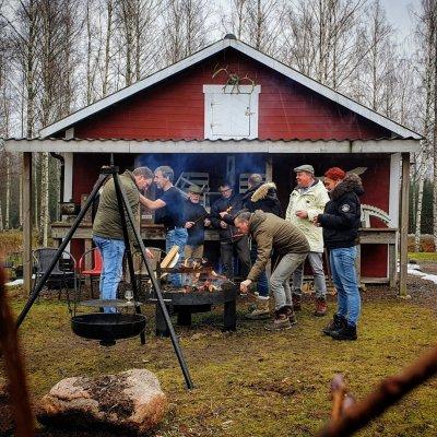 Zweden is geel! Je kunt nog mee met Wateetons Wilde Weekend van 2-5 oktober!