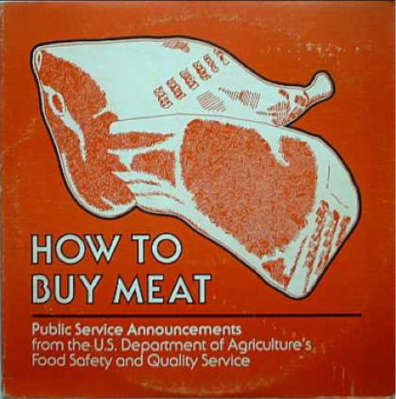 How to buy meat – the album