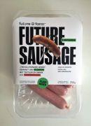 De lekkerste vegetarische worst? Worstmaker Meneer Wateetons proeft Future Sausage