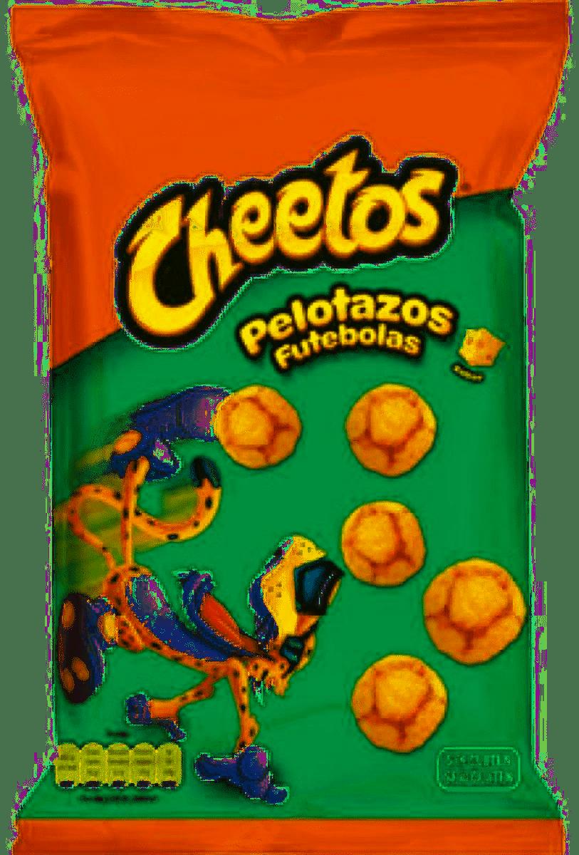 Chips van de week: cheetos pelotazos