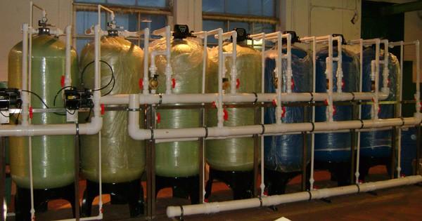 Очистка воды от органики