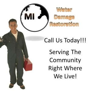 Eastpointe MI Water Damage Service