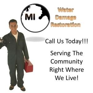 Marine City MI Water Damage Service