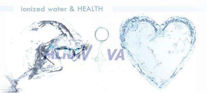 Alkaviva ionized alkaline water HEALTH benefits & properties