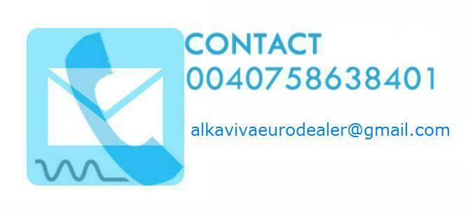 contact AlkaViva EUROPE