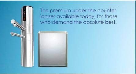 Ultra-Delphi io400U water-ionizer-filter Undersink