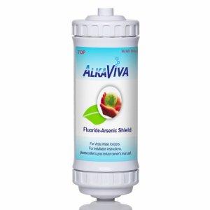 filtru aparat apa hidrogenata / ionizator apa AlkaViva UltraWater Flour Arsenic