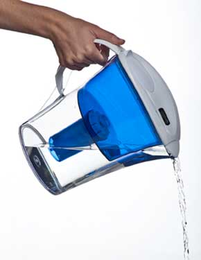 [:ro] cana cu filtru apa alcalina ionizata natural Ultrawater [:en] pHD pitcher alkaline naturally ionized Ultrawater