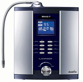 [:en]Melody II H2 Water Ionizer & purifier-Main[:ro] purificator ionizator apa Melody H2 AlkaViva 1