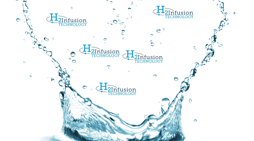H2 HYDROGEN INFUSION TECHNOLOGY WATER HEART