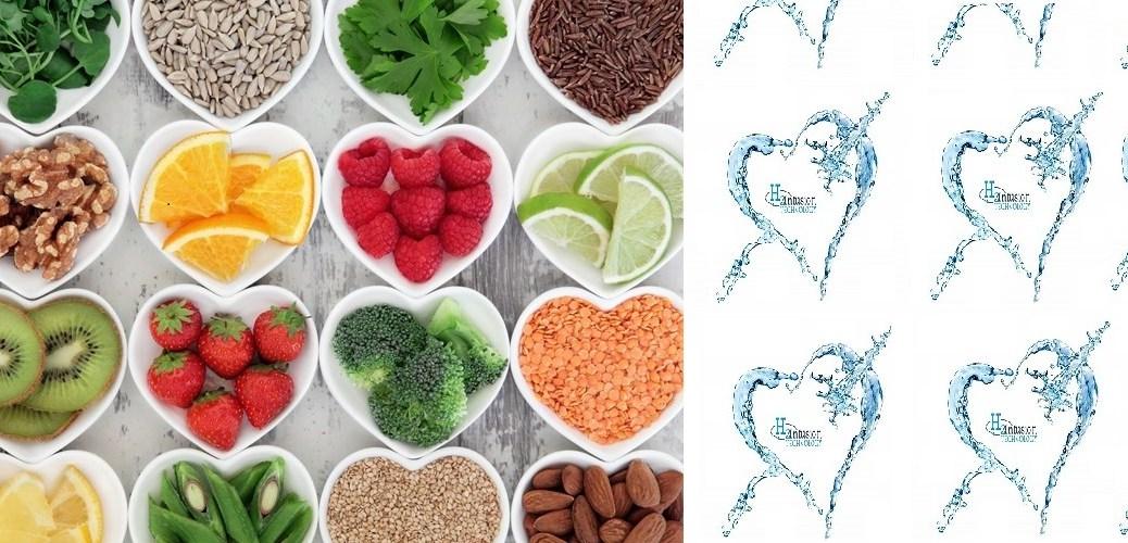 antioxidant foods VS molecular hydrogen