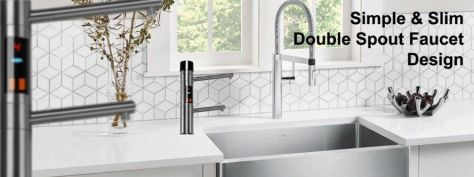 prime R undersink water ionizer & purifier faucet wide