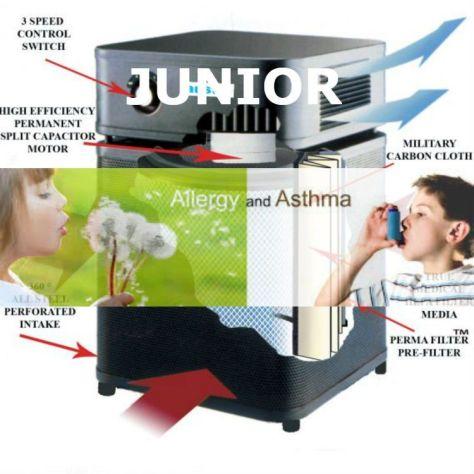Austin Air Allergy Machine air purifier_Junior_main