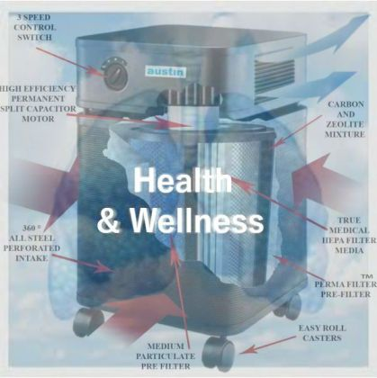 Healthmate-Austin Air Purifier main