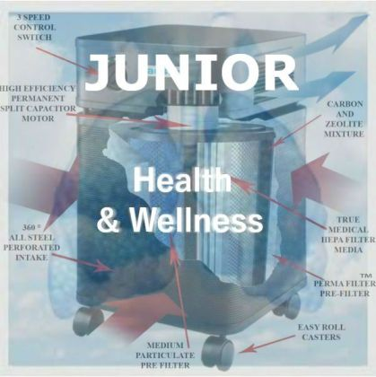 Healthmate-JUNIOR Austin Air Purifier