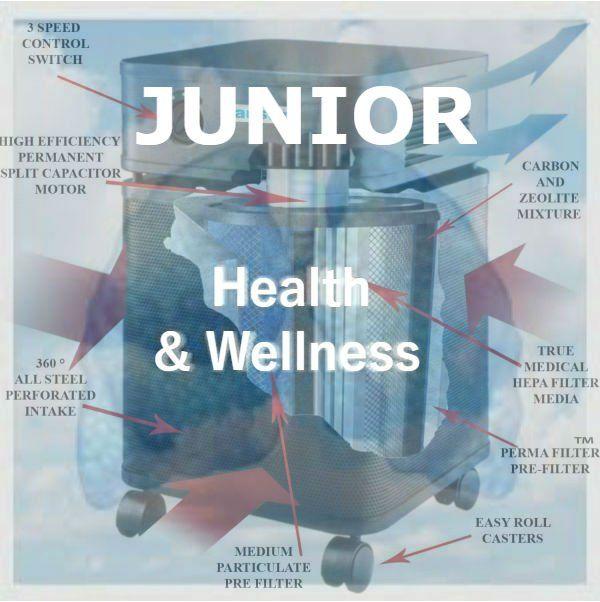 Healthmate-JUNIOR Austin Air Purifier