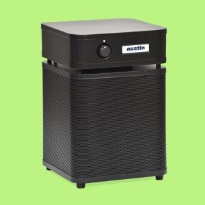 Healthmate Junior-Austin Air Purifier black