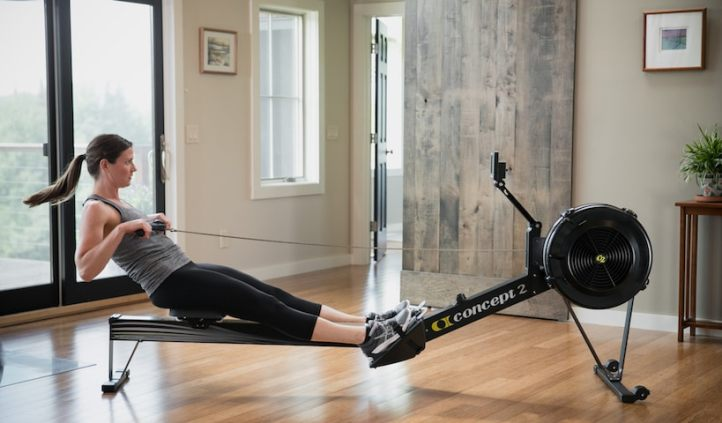 Best Rowing Machines With Screen