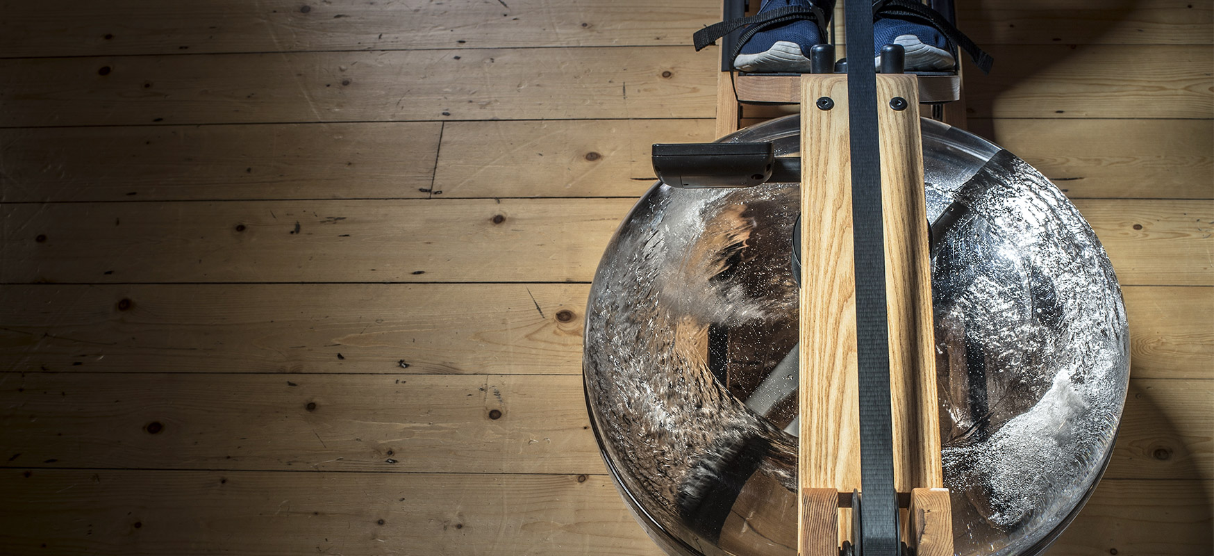 11 waterrower club rowing machine