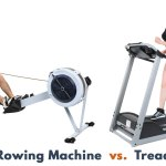 Treadmill Vs. Rowing Machine
