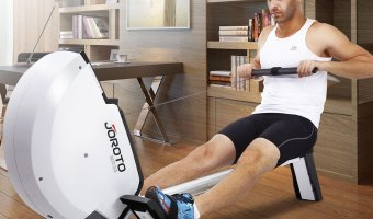 Joroto Foldale MR30 Rowing Machine Review