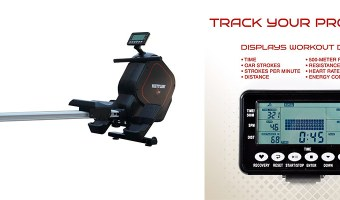Black Friday 2019 and Cyber Monday | Kettler R220 Programmable Magnetic Rower Review [Updated]