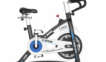 L NOW D600 Indoor Cycling Spin bike Review | Manual, Website & Company
