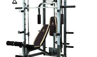Marcy Smith cage workout Machine | Diamond Elite Total Body Training