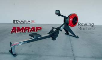Stamina x Amrap Rowing Machine Review Vs Concept 2 [Updated 2020]