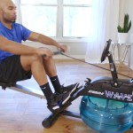 Stamina Wave Water Folding Rowing Machine 1450 Review