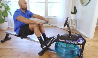 Black Friday 2019 and Cyber Monday | Stamina Wave Water Folding Rowing Machine 1450 Review