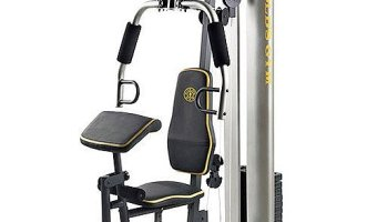 Gold's Gym XR 55 with 330 Lbs Resistance Review | Assembly