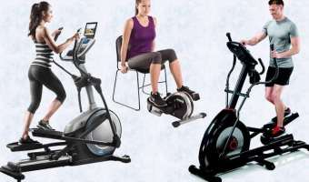 Best Elliptical machines for Home, Commercial Use | Beginners, Seniors | Knee & Neck Pain
