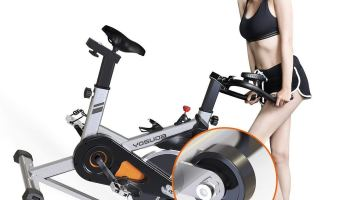 YOSUDA Indoor Exercise Bike | Belt Drive & 43 Lbs Flywheel Review