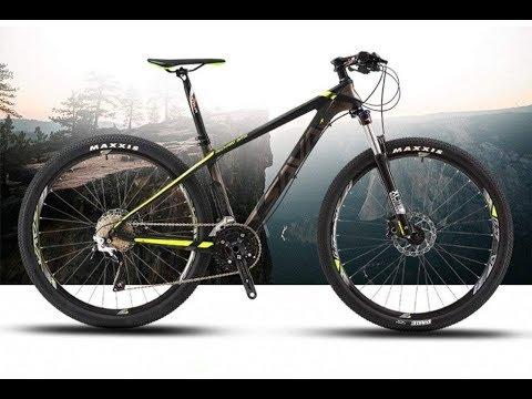 SAVADECK Carbon Fibre Mountain Bike