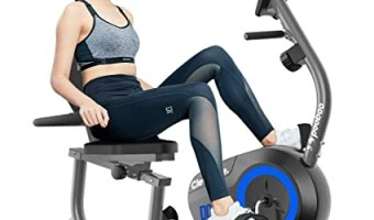 Pooboo Magnetic Recumbent Exercise Bike Review