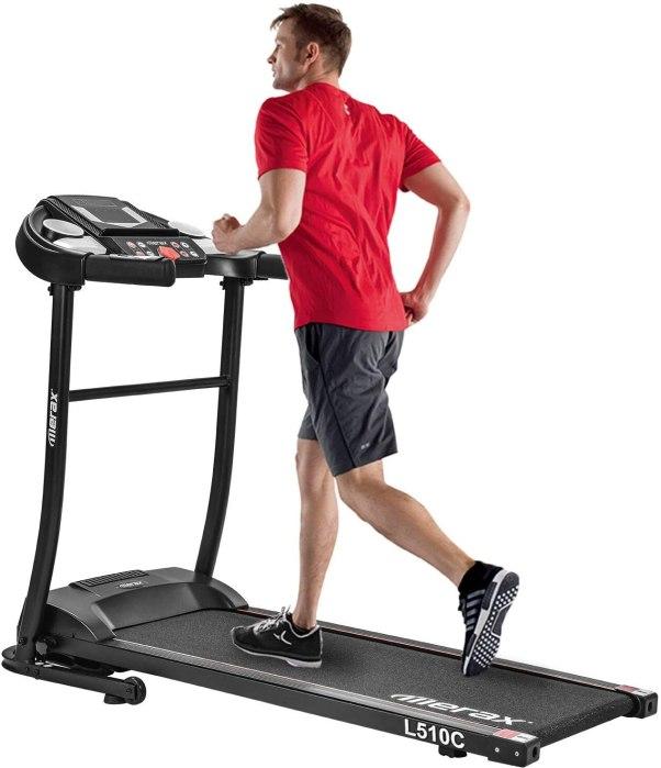 merax treadmill folding